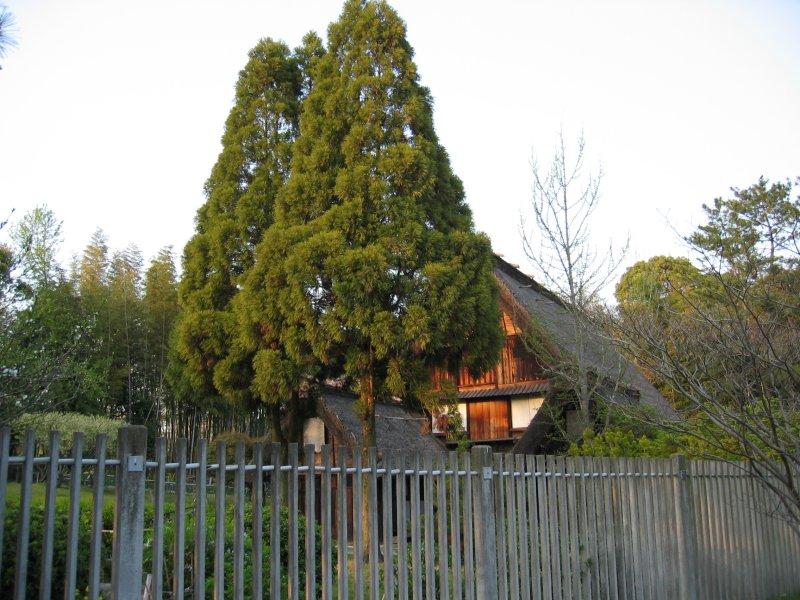 日本民族集落博物館