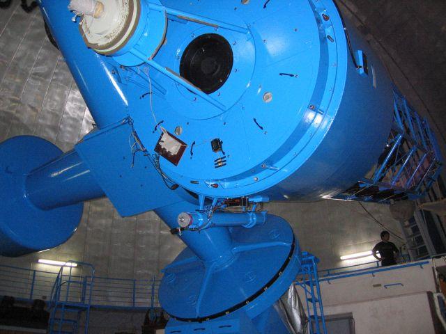日本で2番目に大きい望遠鏡