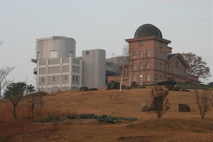 翌朝の天文台