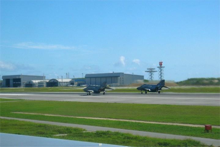 F4Jファントムの離陸