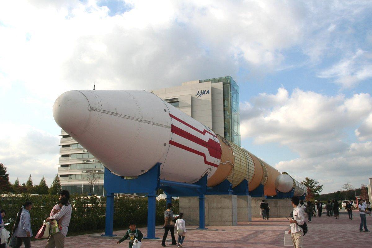 ロケットだ!!