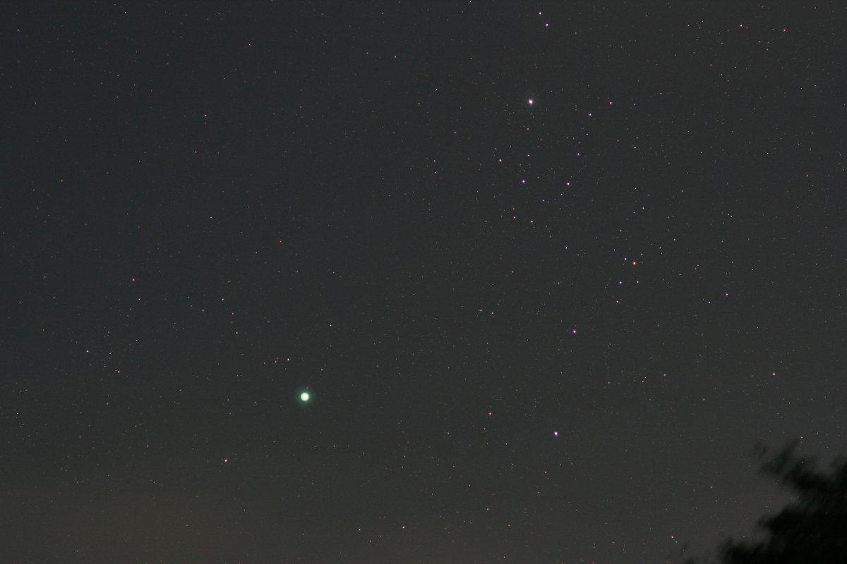 ペルセウス座α,δと17P/Holmes彗星