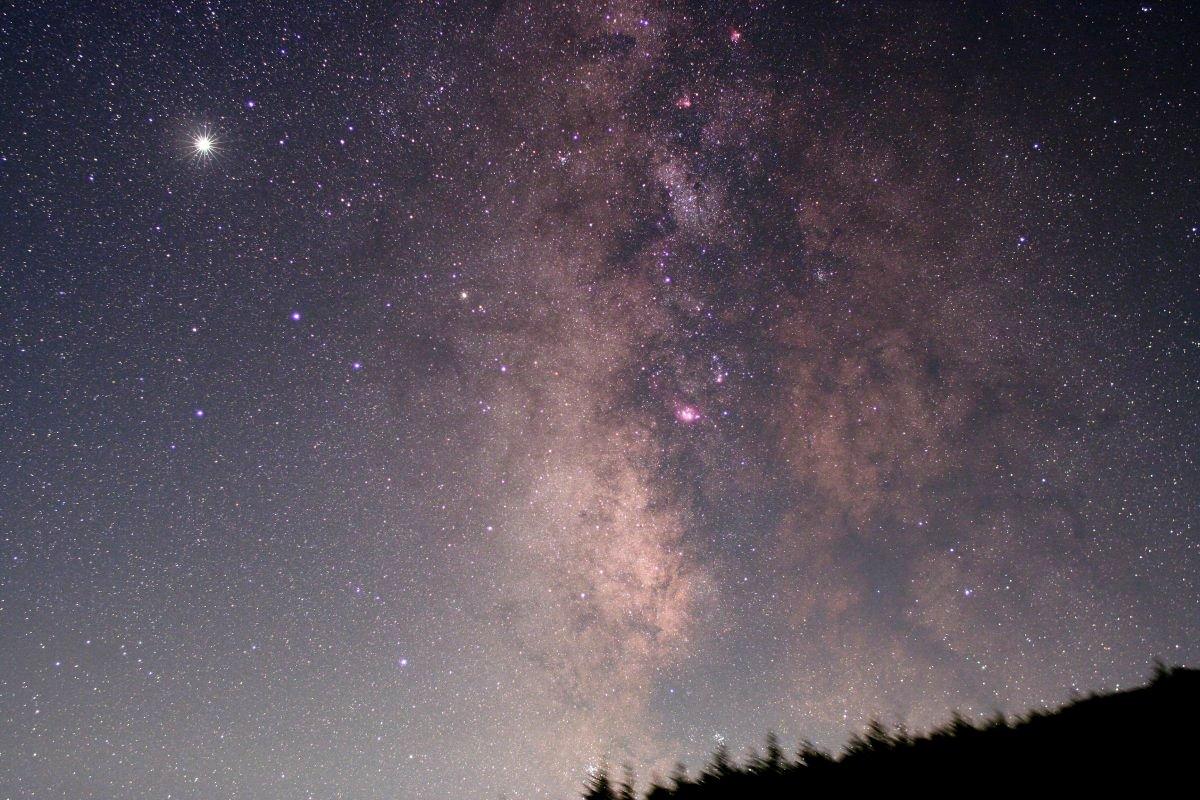 「木星といて座の銀河」