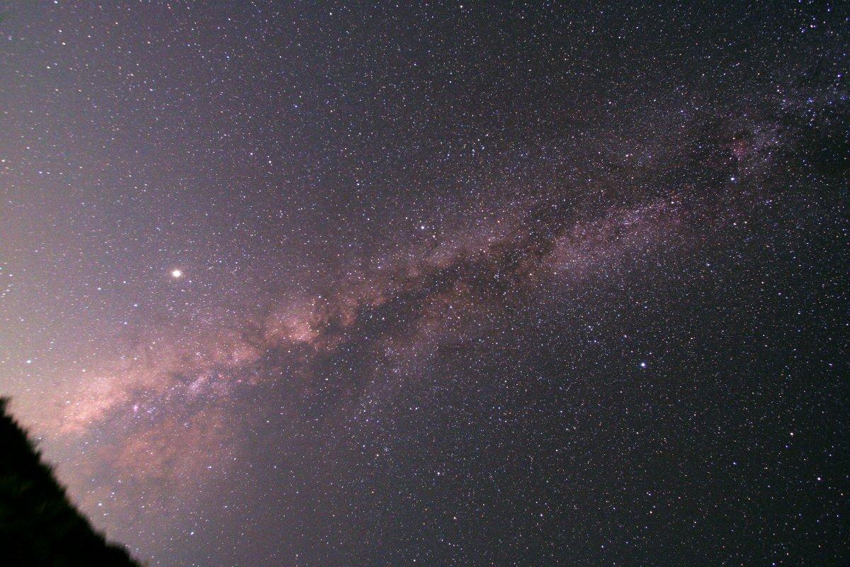 「夏の銀河」