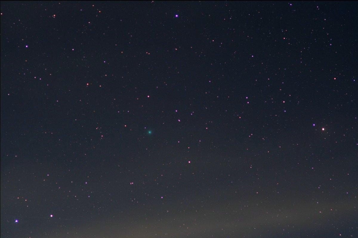 「C/2007 W1 ボアッティーニ彗星」