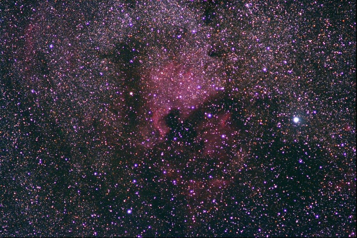 北アメリカ星雲