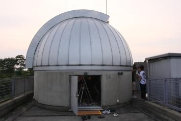 82cmの大望遠鏡
