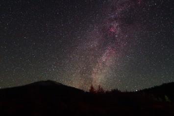 名残の銀河
