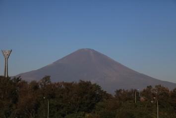 足柄からの富士山