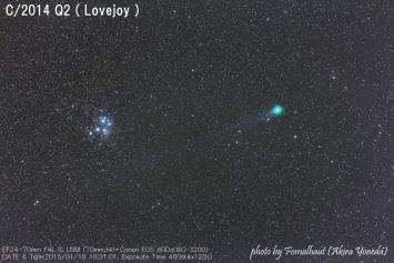 C/2014 Q2 ( Lovejoy ) 2015/01/18